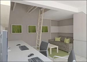 Студенческое общежитие в Чехии