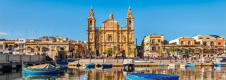 Лето на Мальте